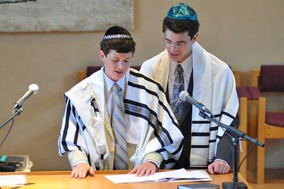 Elisha Bar Mitzvah