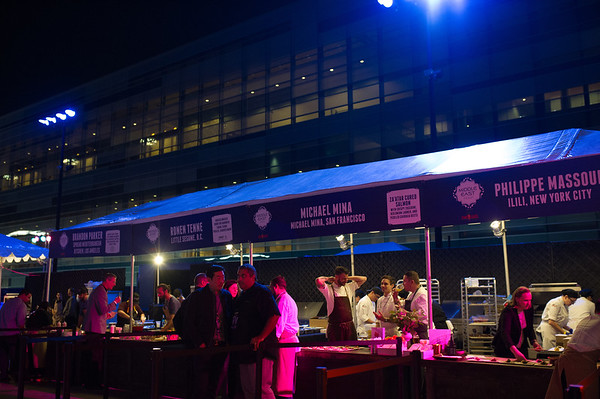 Chefs' Tasting Arena