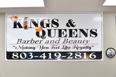 Kings and Queens Barber and Beauty
