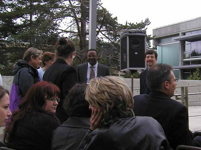 2004: Seminar II Dedication @ TESC