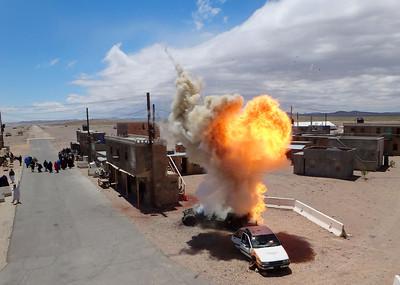 Fort Irwin - 2011
