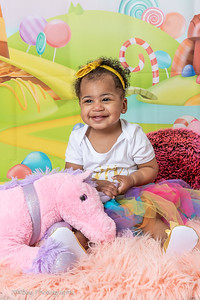 Avianna's First Birthday
