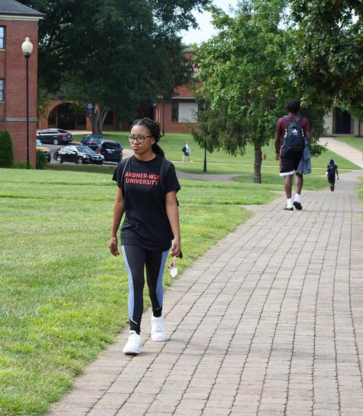 New Hire Headshots; Gardner-Webb University
