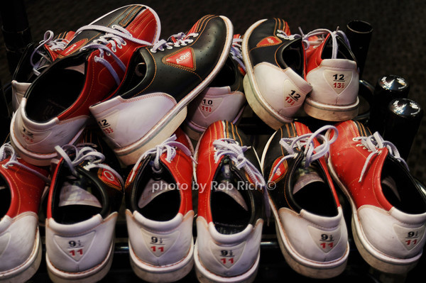 bowling shoes photo by Rob Rich/SocietyAllure.com © 2013 robwayne1@aol.com 516-676-3939