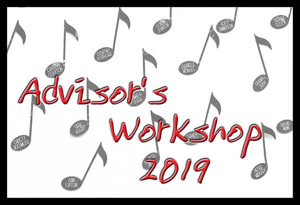 2019 IAJHSC Advisors' Workshop