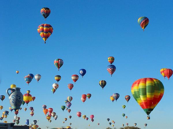 Balloon Fiesta 2006