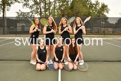 19-03-08_Girls Tennis Team