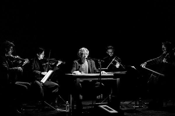 Jazz Nomades au théatre des Bouffes du nord du 28 au 30 mai 2013