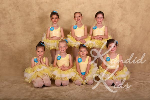 2016 YMCA Ballet