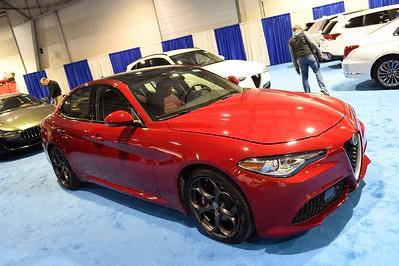 2019 Raleigh Auto Expo - Alfa Romeo