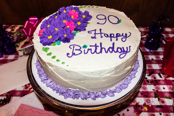 Grandma's 90th