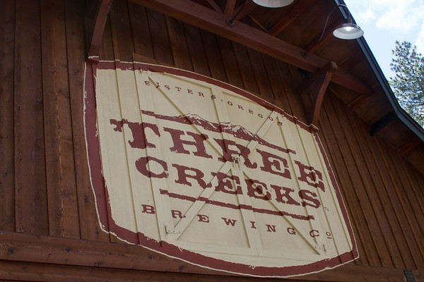 Three Creeks Brewing; Sisters, OR