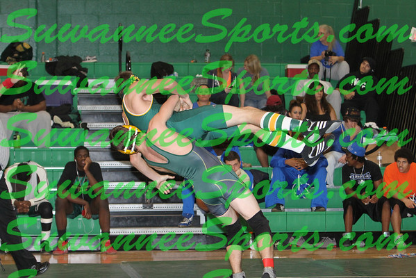 Suwannee High School Wrestling - 2012-13