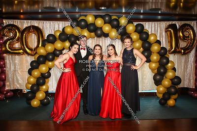 Dexter Prom 2019 Balloon Arch Photos
