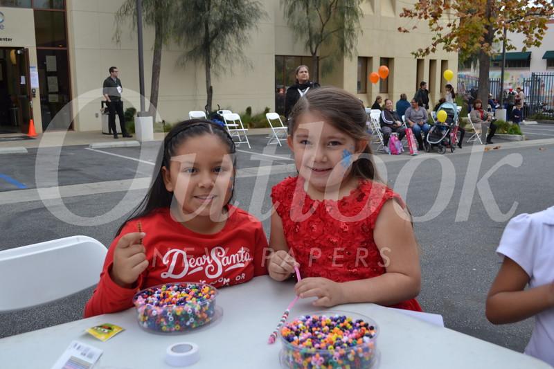 DSC_ Galilea Orozco and Kimberly Martinez enjoy crafting. 1430.JPG