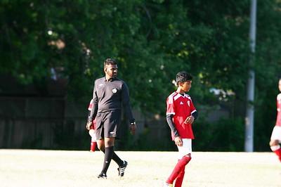 Senbakam Vs Benfica FC  7 - 0 (we won)