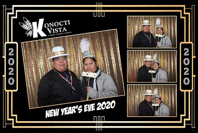Konocti Vista Casino NYE 2020