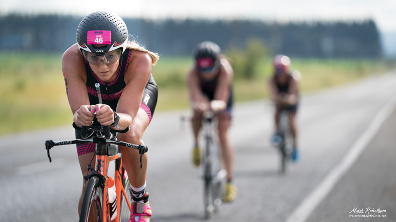 I race because the thrill of the chase is as fun as the destination Alise Selsmark