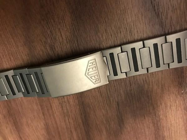 BRAC 21 - Heuer Titanium Carbon