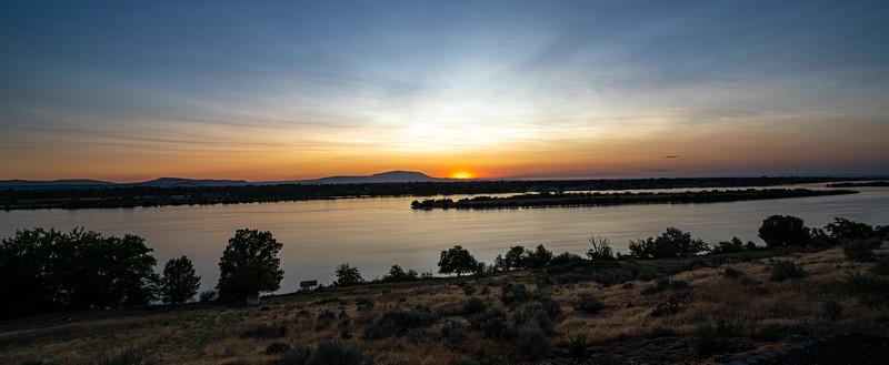 2019 07-26 Pasco Sunset