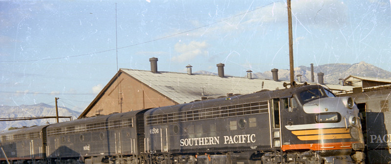 SP F7 6206, Ogden. (Vic Oberhansley Photo)