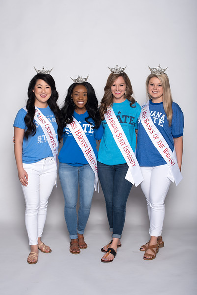 Miss Indiana Contestants 2018