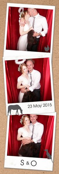 Susannah & Oliver Photostrips