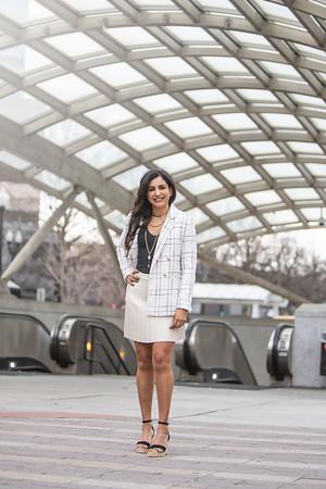 Arlington : Sapna : wearing Scout & Molly's