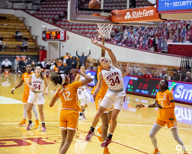 Indiana vs. Tennessee Lady Vols