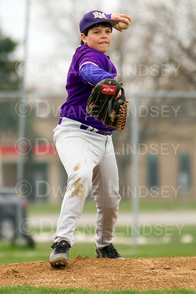 HS Freshman Baseball (B) 2011-04-21