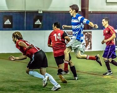 20131203 FC Fury vs Ball On Ya