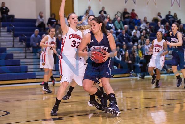 Women's Basketball vs. Plattsburgh (Alumni Group Photo)