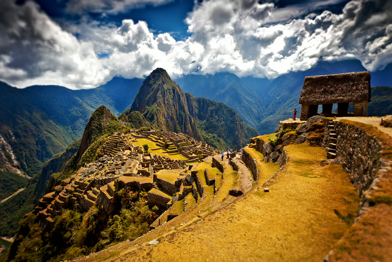 Home of the Inca Empire