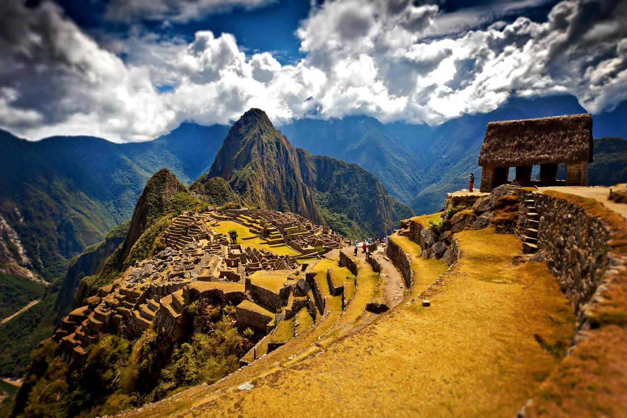 Home of the Inca Empire