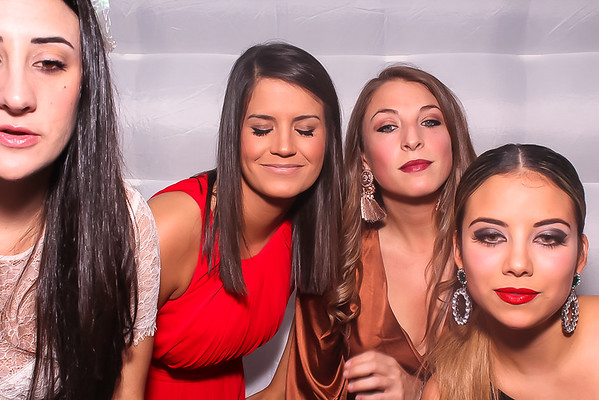 Miami Dolphins Holiday Party 2017