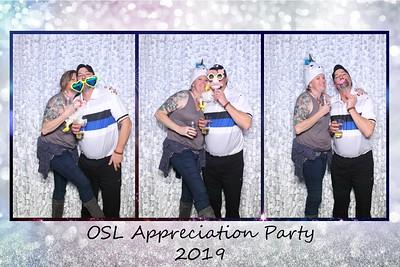 OSL Appreciation Party 2019