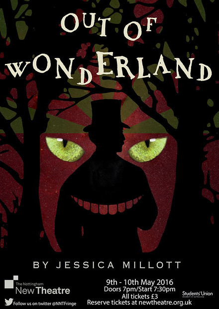 Out of Wonderland poster