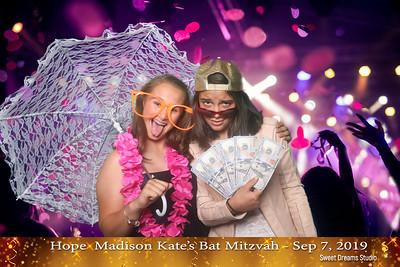 Hope Madison Kate Bat Mitzvah
