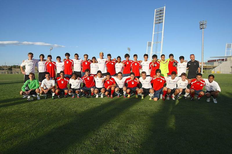 Spain 2012 - Day 4 - Friendly in Madrid