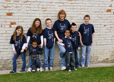 Kingsbury-Petitt -Rudnik Family 2011