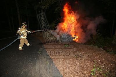 Glastonbury, Ct Auto fire 9/15/18