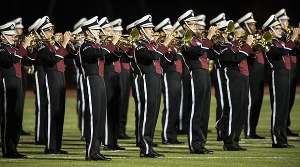 Band, Homecoming