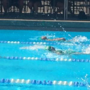 Fist Swim Meet of 2015