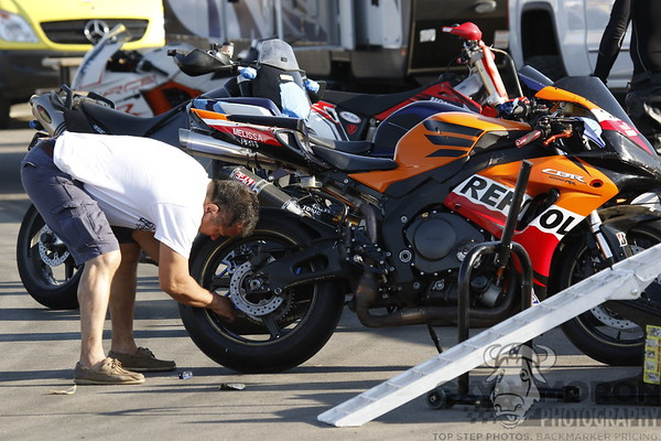 Repsol Day One - FLAP 744 Day Two