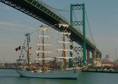 Tallships San Pedro 2005