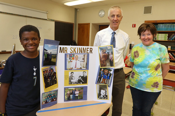 Daley School principal subject of Wax Museum project 061421