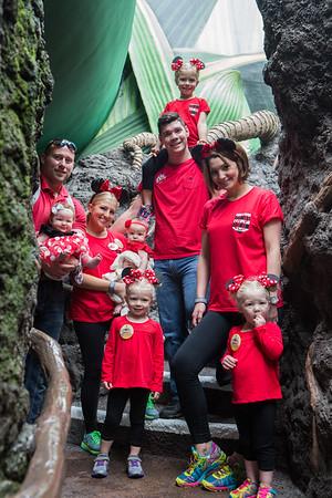 Disney 2014 Family Trip