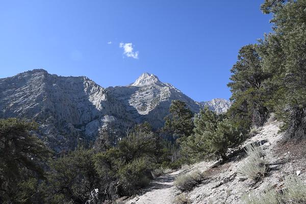 Lone Pine Peak August 16-17, 2017