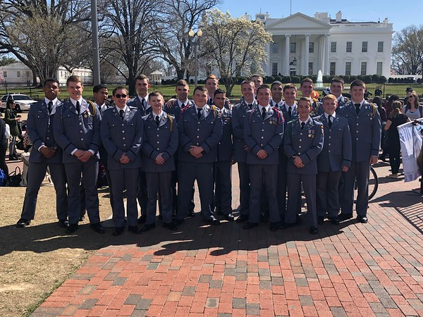 CPT Goad's AP Government Field Trip to DC