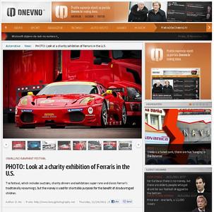 Ferrari Festival Coverage